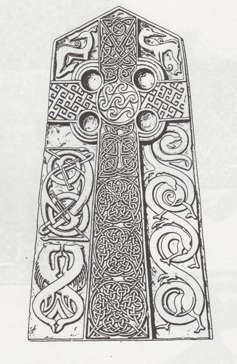 Celtic seahorses source illo