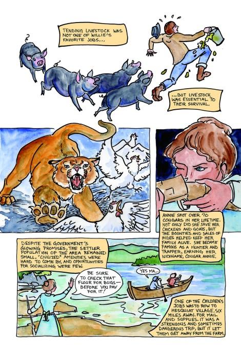 Cougar Annie 7