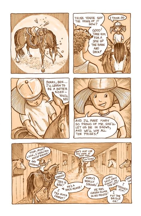 horse sense8