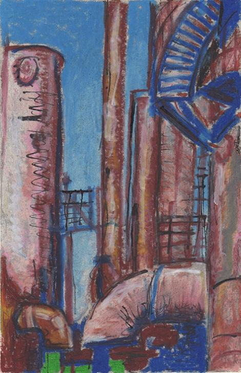 sm.oil pastel gasworks