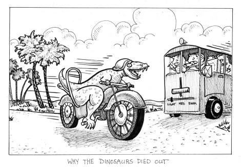 dinosaur bikersm