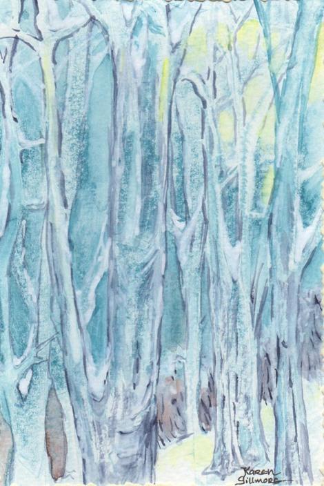 winter watercolours 4