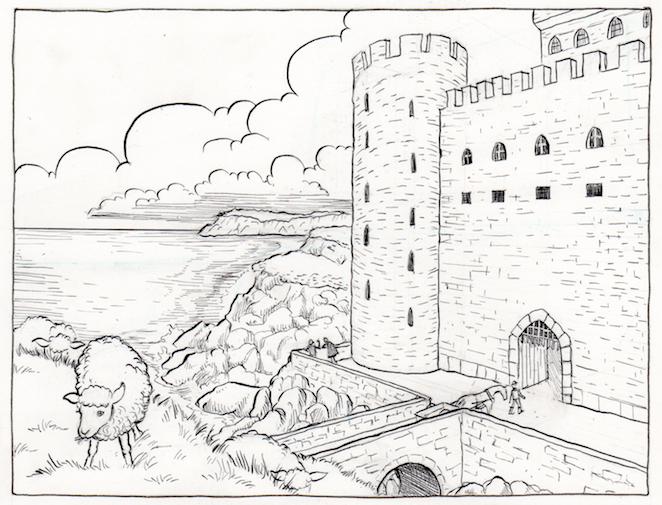 Janet's Castle