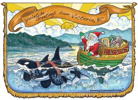 Santa's boatsm