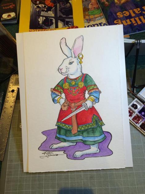 Bunny Viking