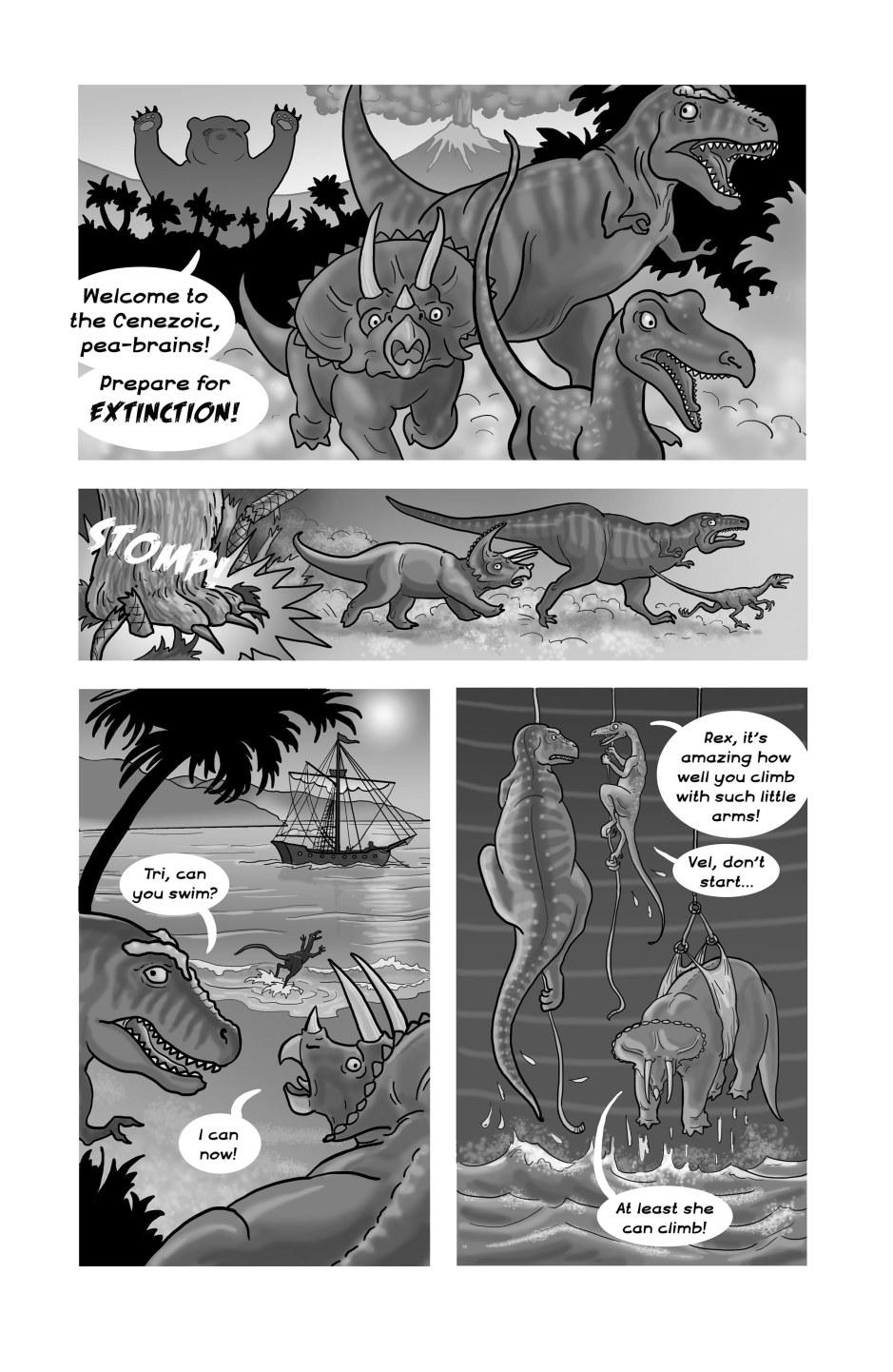 Jurassic Lark 2Fsm