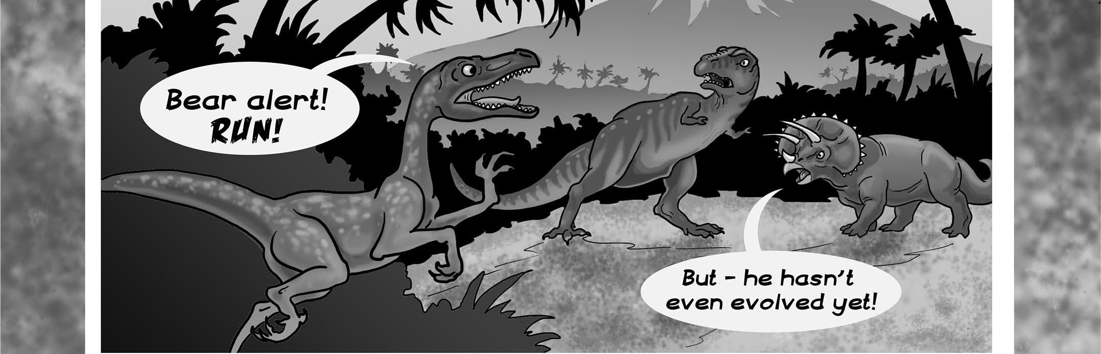 Jurassic Lark!