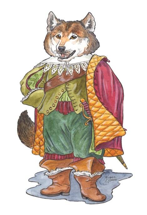 wolf cavalier colour