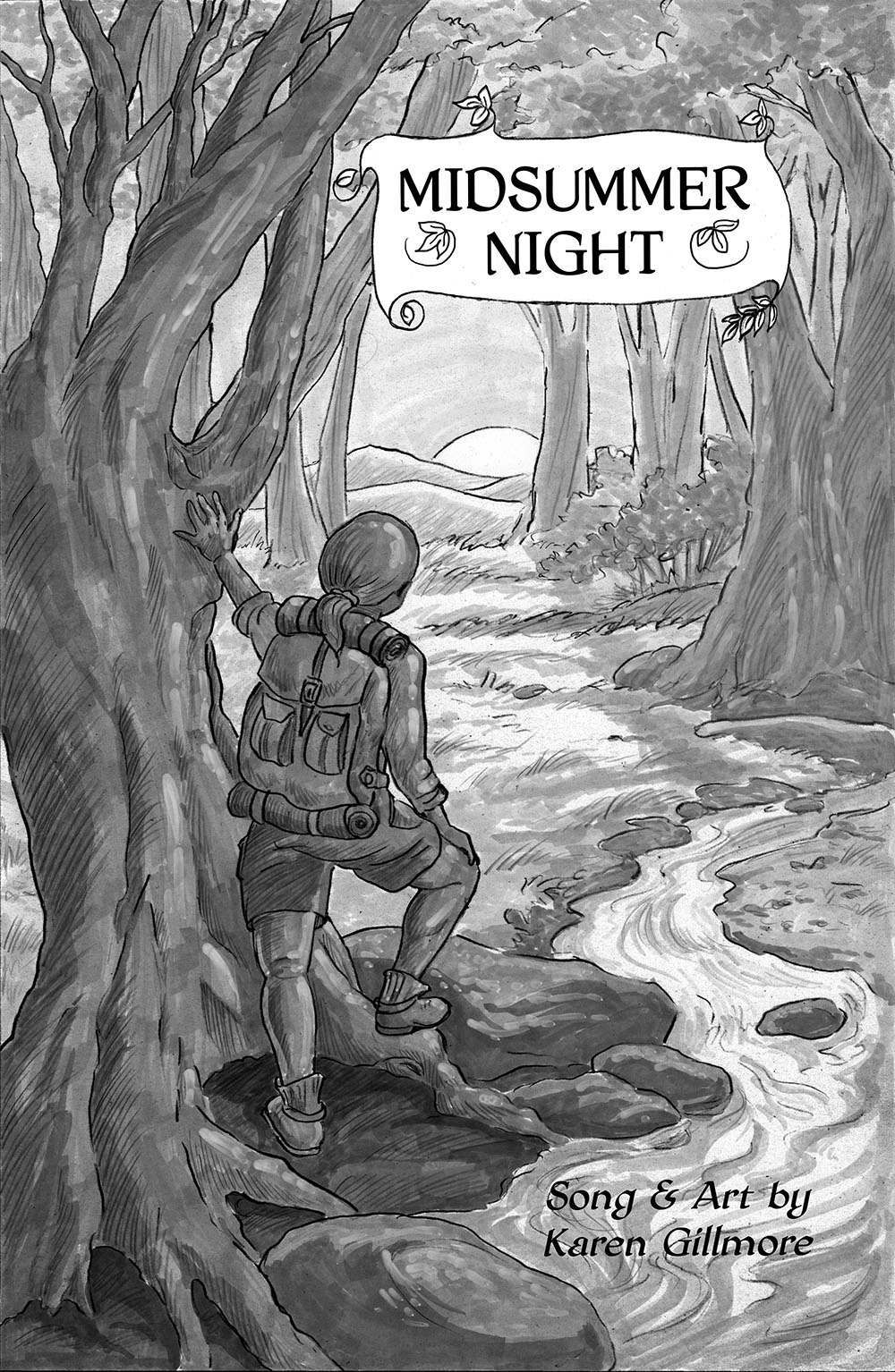 A Midsummer Night's Comic