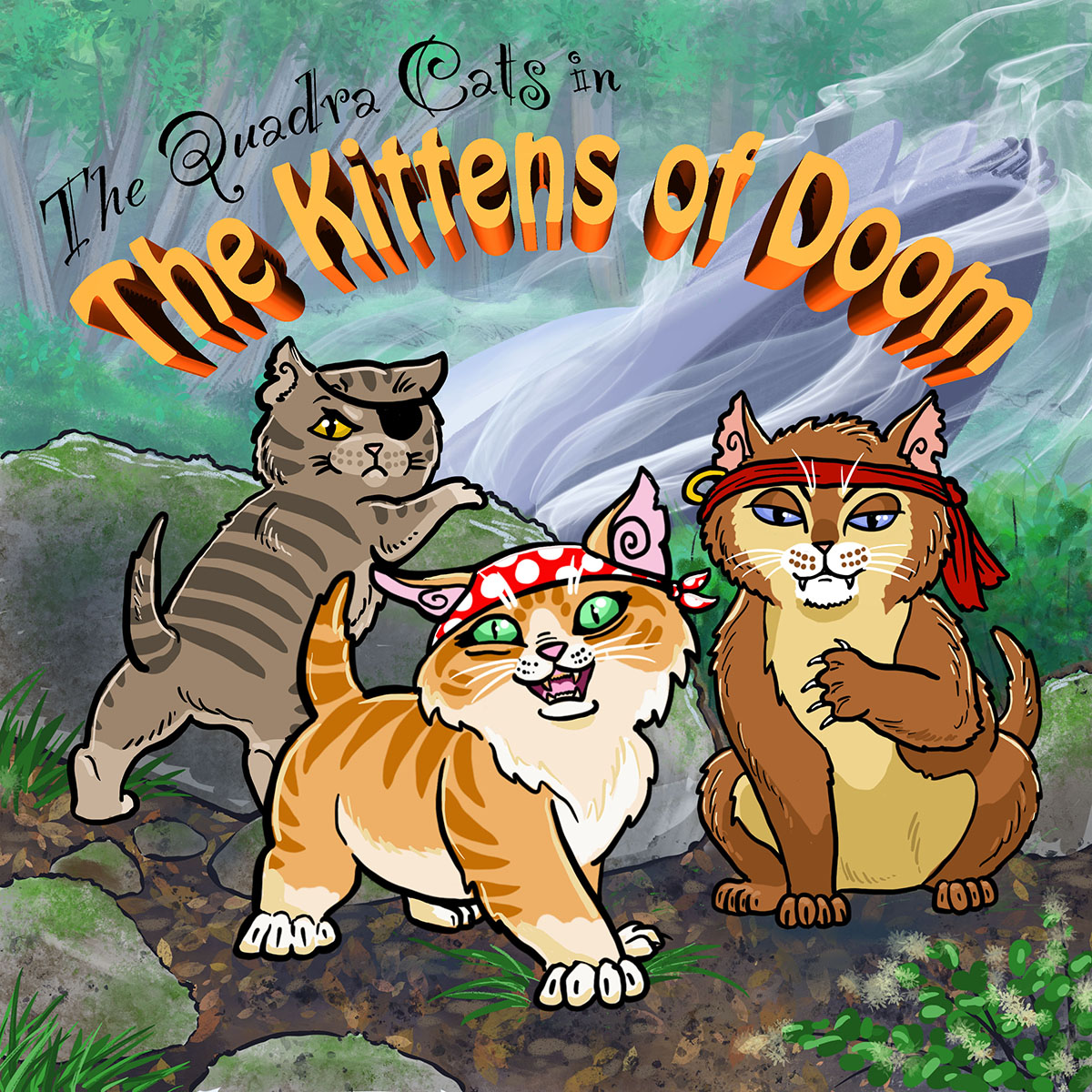 The Kittens of Doom!